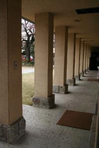 自由学園明日館回廊