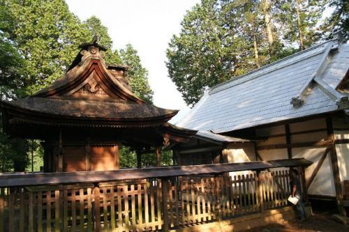 金井加里神社