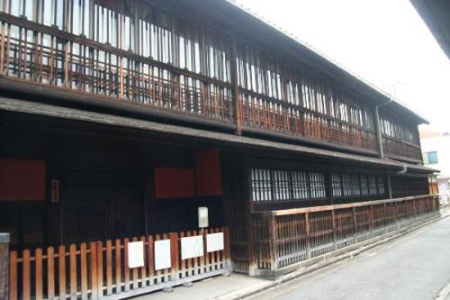 京都島原の角屋