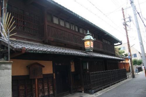 京都島原輪違屋