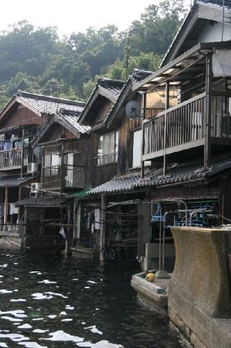 伊根の舟屋3