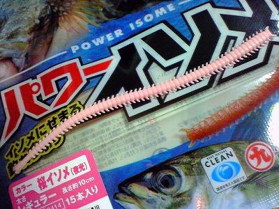 パワーイソメ (2)