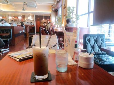 100529江坂cafe