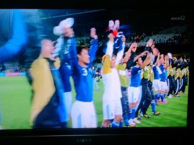 100614W杯日本戦
