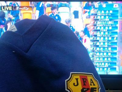 100619W杯日本戦1