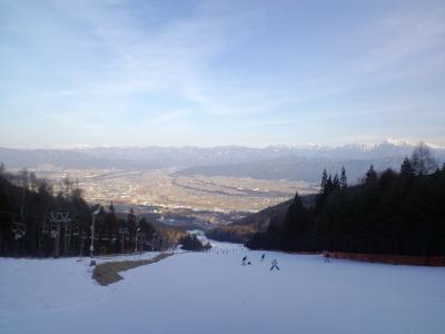 110219伊那スキーリゾート