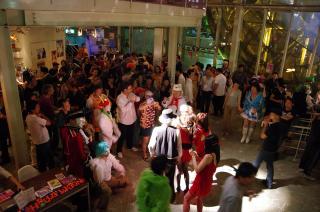 サルサバンドポンテデューロのハロウィンイベント