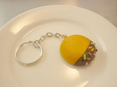 チョコフォンデュクッキー
