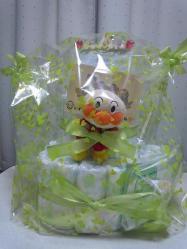 2011.07.07 和へオムツケーキ
