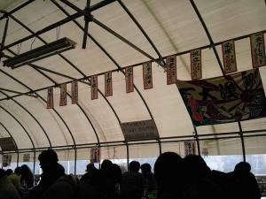 かき小屋2012