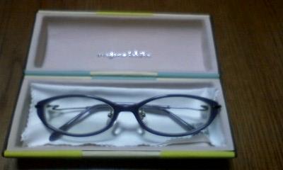 メガネ・私の