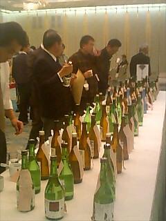 2010愛知の酒きき酒会①