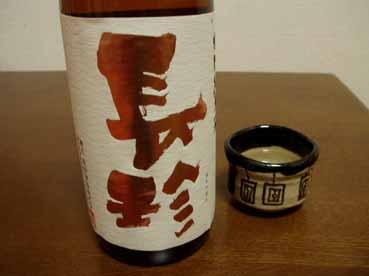 特別純米酒長珍イメージ