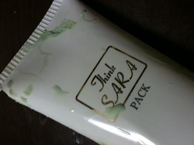 カコー化粧品サラパック20101009-1