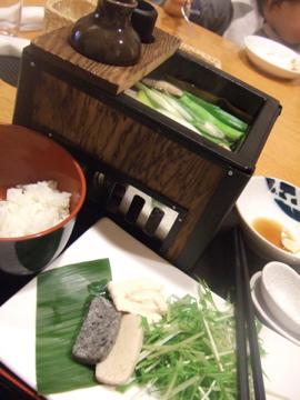 きくおか 湯豆腐