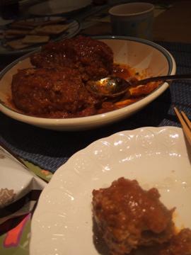 高久さんの豆腐ハンバーグ