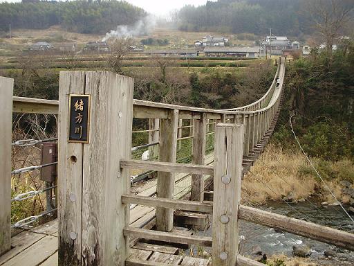 原尻の滝④