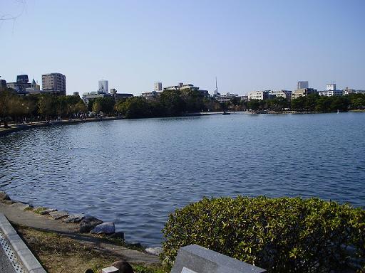 大濠公園②