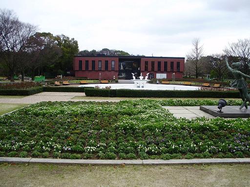 石橋文化センター①
