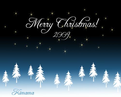 12月24日クリスマス