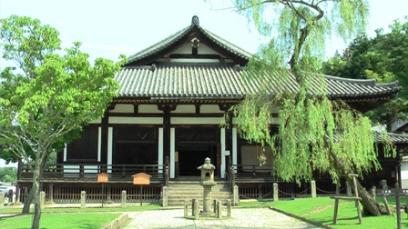 東大寺 法華堂