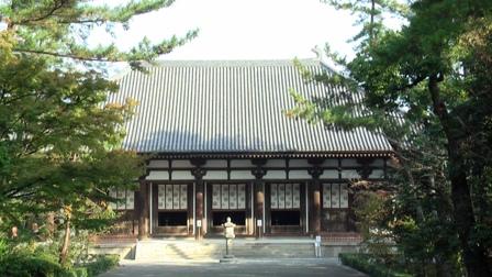 唐招提寺 金堂2