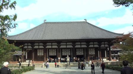唐招提寺 金堂3