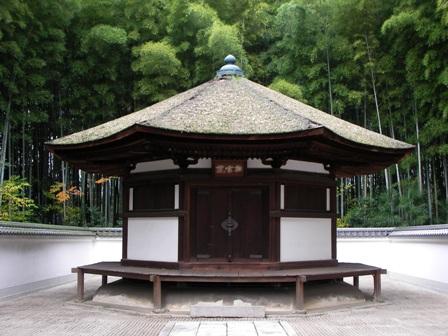 広隆寺 桂宮院本堂