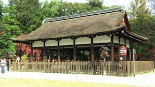上賀茂神社 外幣殿