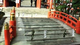 上賀茂神社 玉橋