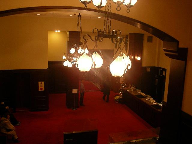 東京STホテル フロント1