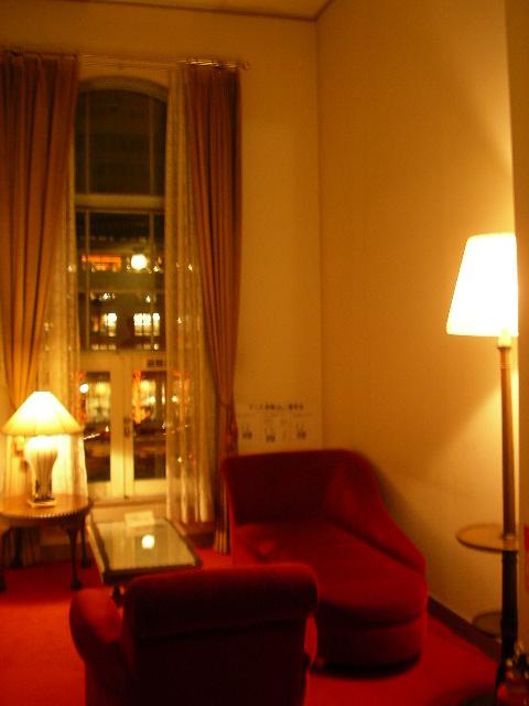 東京STホテル フロア