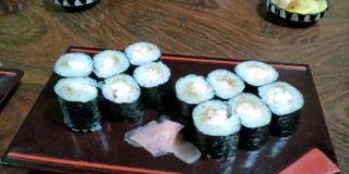 玄さん撮影のお寿司♪