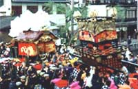 秋祭り(だんじり祭り)