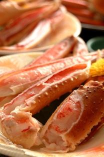 津居山蟹♪