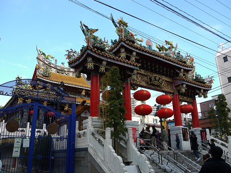 17中華街04関帝廟