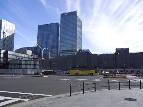12東京15東京駅