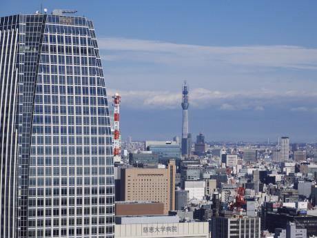 15東京タワー17スカイツリー