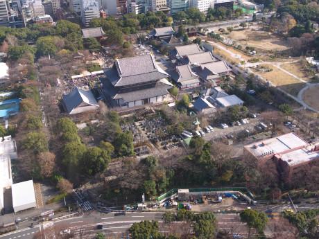 16東京タワー19芝増上寺