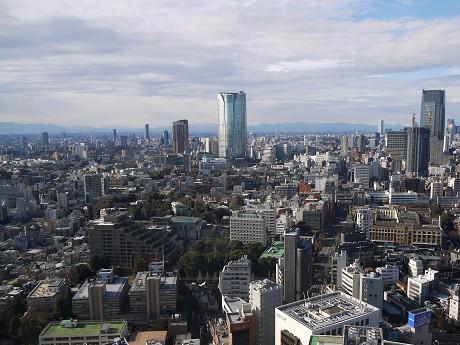 19東京タワー20六本木ヒルズ