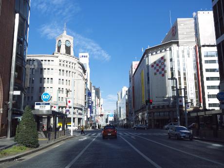 23東京23銀座
