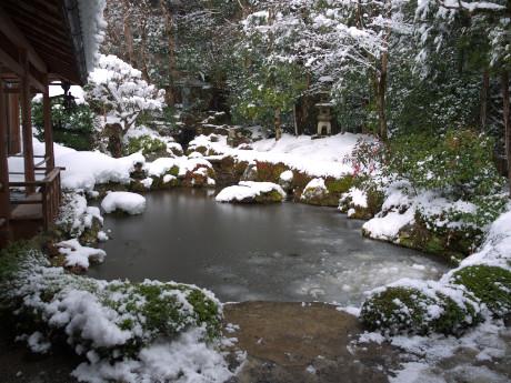 10寂光院-池