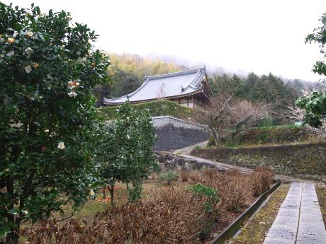 08香山寺本堂