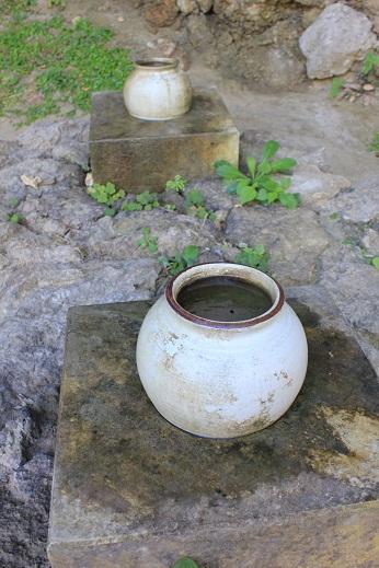 シキヨダユルとアマダヨルの壺