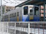 福井駅に入って来た6101形6107