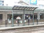 福井駅前駅の一部