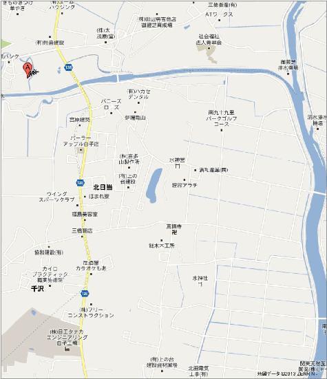 千葉県茂原市千沢- Google マップ-0170001-2