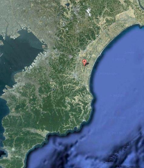 千葉県茂原市千沢- Google マップ-0200001-2