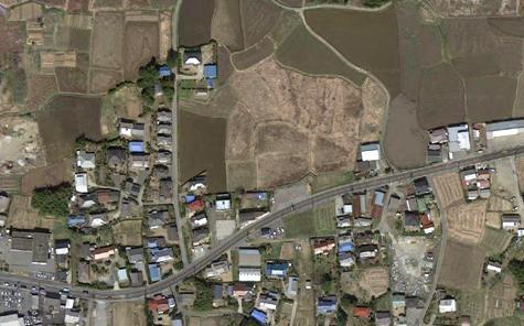 千葉県茂原市 - Google マップ米沢ー50001-2