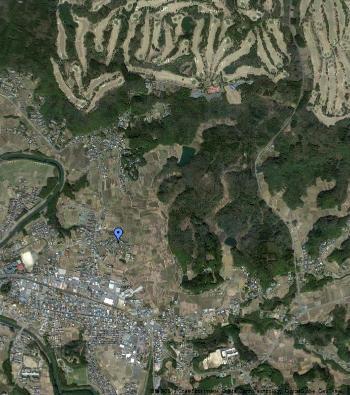 千葉県茂原市 - Google マップ米沢ー20001-2
